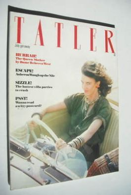 <!--1980-07-->Tatler magazine - July 1980