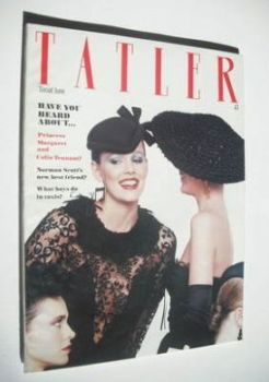 Tatler magazine - June 1980