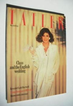 Tatler magazine - May 1980