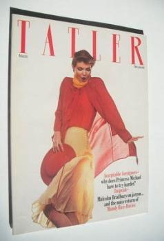 <!--1980-03-->Tatler magazine - March 1980