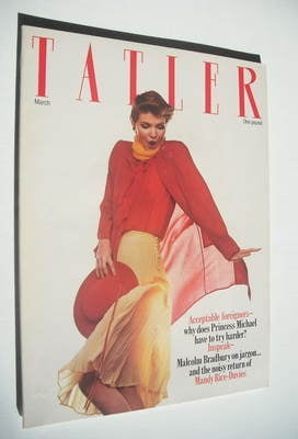<!--1980-03-->Tatler magazine - March 1980