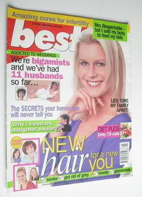 <!--1998-04-14-->Best magazine - 14 April 1998
