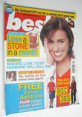 <!--1998-04-07-->Best magazine - 7 April 1998