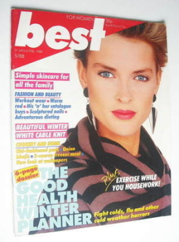 Best magazine - 31 January 1988