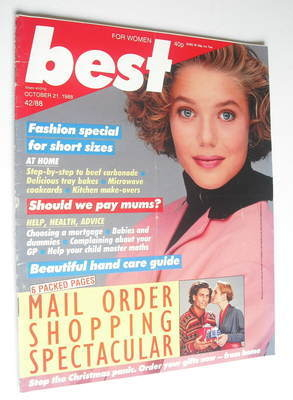 <!--1988-10-21-->Best magazine - 21 October 1988
