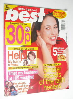 <!--1998-05-05-->Best magazine - 5 May 1998