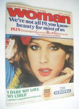 Woman magazine (3 April 1976)