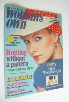 <!--1976-05-01-->Woman's Own magazine - 1 May 1976