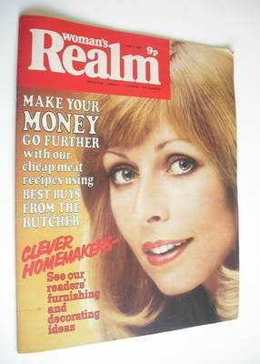 <!--1976-05-01-->Woman's Realm magazine (1 May 1976)