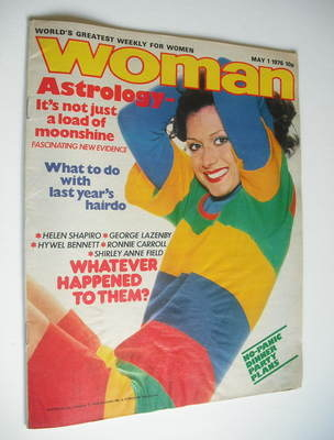 <!--1976-05-01-->Woman magazine (1 May 1976)