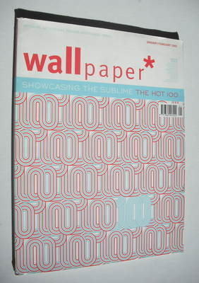 <!--2003-01-->Wallpaper magazine (Issue 55 - January/February 2003)