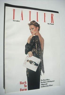 <!--1979-11-->Tatler magazine - November 1979