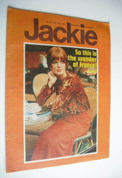 Jackie magazine - 18 July 1970 (Issue 341)