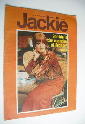 <!--1970-07-18-->Jackie magazine - 18 July 1970 (Issue 341)