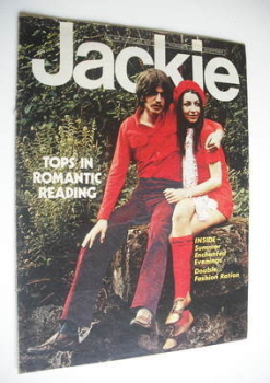 Jackie magazine - 8 August 1970 (Issue 344)