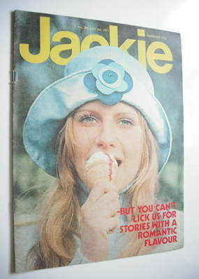 <!--1971-07-03-->Jackie magazine - 3 July 1971 (Issue 391)