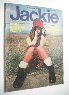 <!--1971-06-26-->Jackie magazine - 26 June 1971 (Issue 390)