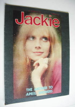 Jackie magazine - 3 April 1971 (Issue 378)