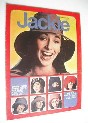 <!--1971-03-20-->Jackie magazine - 20 March 1971 (Issue 376)