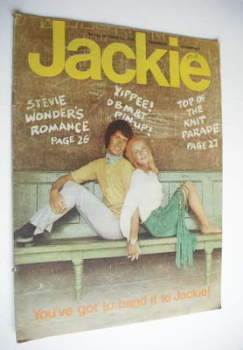 Jackie magazine - 3 October 1970 (Issue 352)
