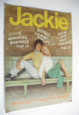 <!--1970-10-03-->Jackie magazine - 3 October 1970 (Issue 352)