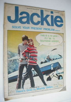 Jackie magazine - 5 December 1970 (Issue 361)