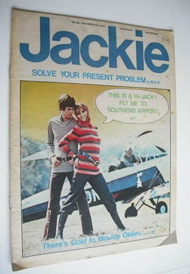 <!--1970-12-05-->Jackie magazine - 5 December 1970 (Issue 361)