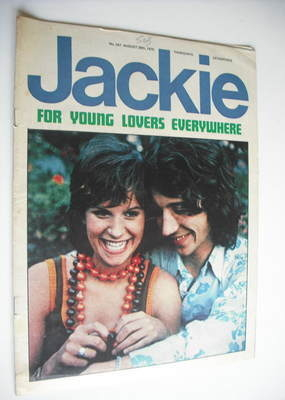 <!--1970-08-29-->Jackie magazine - 29 August 1970 (Issue 347)