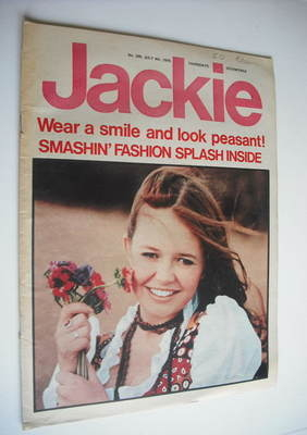 <!--1970-07-04-->Jackie magazine - 4 July 1970 (Issue 339)