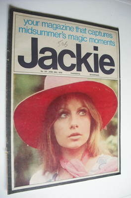 <!--1970-06-20-->Jackie magazine - 20 June 1970 (Issue 337)