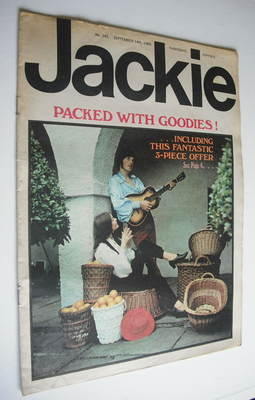 <!--1968-09-14-->Jackie magazine - 14 September 1968 (Issue 245)