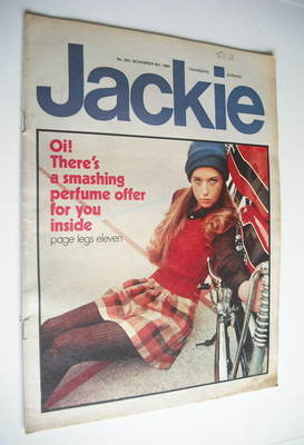 <!--1969-11-08-->Jackie magazine - 8 November 1969 (Issue 305)