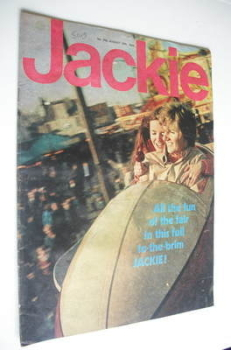 Jackie magazine - 16 August 1969 (Issue 293)