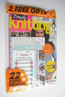 Simply Knitting magazine (Issue 97 - September 2012)