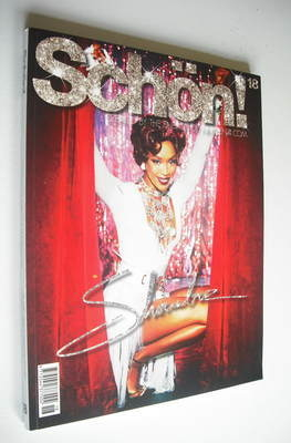 Schon! magazine - Naomi Campbell cover (Issue 18)