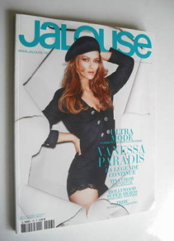 Jalouse magazine - Vanessa Paradis cover (September 2012)