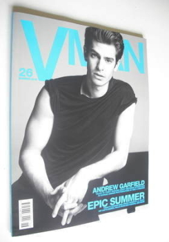 VMAN magazine - Summer 2012 - Andrew Garfield cover