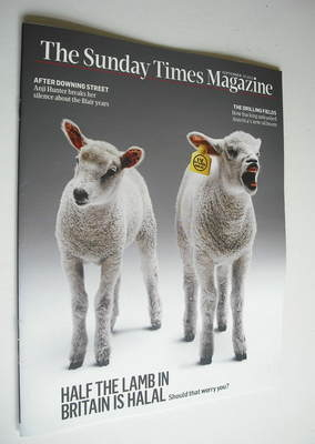 <!--2012-09-30-->The Sunday Times magazine - Half the Lamb in Britain is Ha