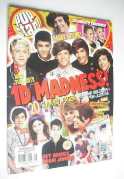 POPSTAR magazine - September 2012 - One Direction cover