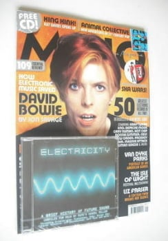 MOJO magazine - David Bowie cover (September 2012 - Issue 226)