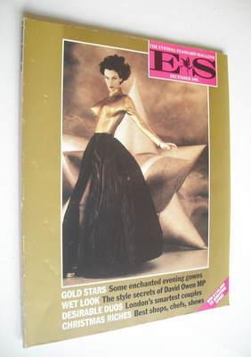 <!--1991-12-->Evening Standard magazine - Gold Stars cover (December 1991)