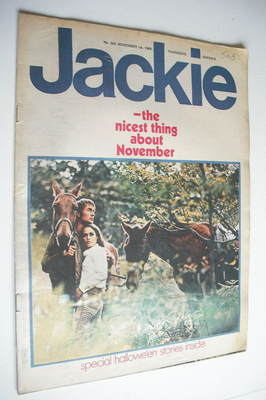 <!--1969-11-01-->Jackie magazine - 1 November 1969 (Issue 304)