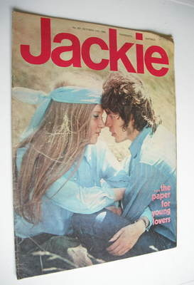 <!--1969-10-11-->Jackie magazine - 11 October 1969 (Issue 301)