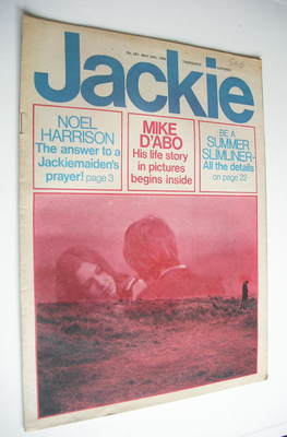 <!--1969-05-24-->Jackie magazine - 24 May 1969 (Issue 281)