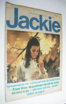 Jackie magazine - 19 April 1969 (Issue 276)