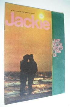 Jackie magazine - 4 January 1969 (Issue 261)