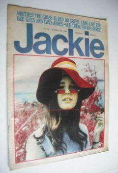 Jackie magazine - 19 October 1968 (Issue 250)