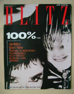 Blitz magazine - April 1985