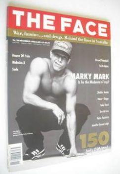The Face magazine - Marky Mark cover (November 1992 - Volume 2 No. 50)