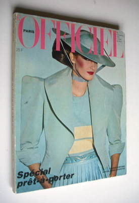 <!--1980-02-->L'Officiel Paris magazine (February 1980)
